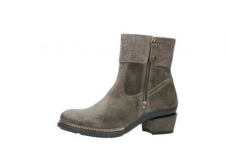 wolky ankle boots 00478 arriba 40150 taupe suede_24