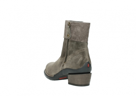 wolky ankle boots 00478 arriba 40150 taupe suede_5
