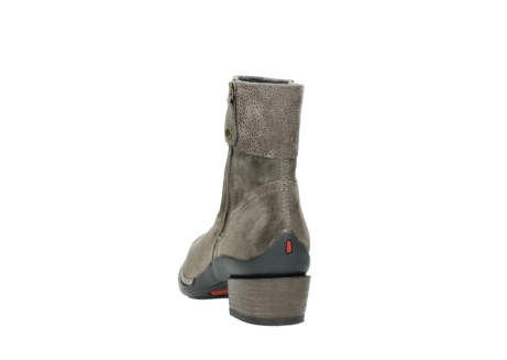 wolky ankle boots 00478 arriba 40150 taupe suede_6