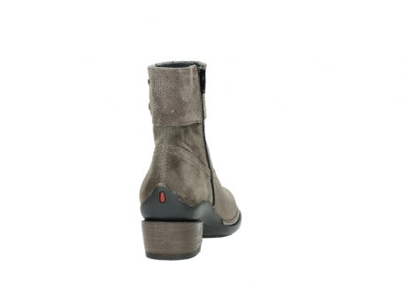 wolky ankle boots 00478 arriba 40150 taupe suede_8