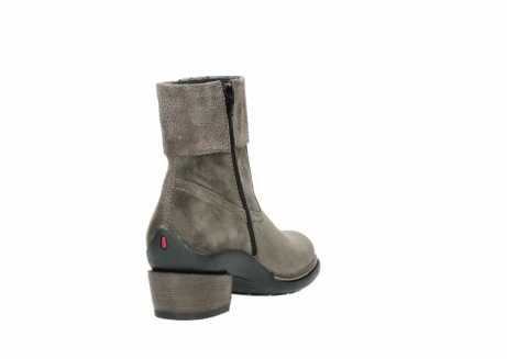wolky ankle boots 00478 arriba 40150 taupe suede_9