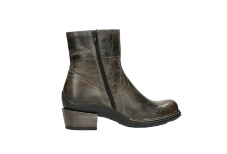 wolky ankle boots 00478 arriba 80150 taupe leather_12