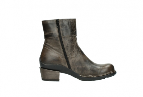 wolky ankle boots 00478 arriba 80150 taupe leather_13