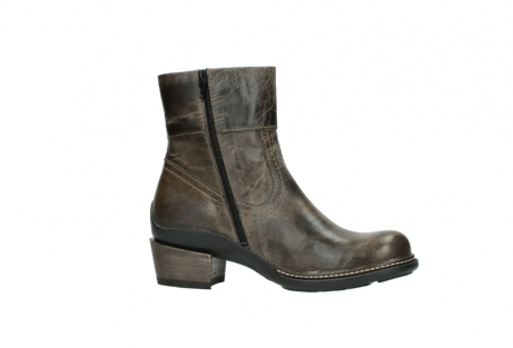 wolky ankle boots 00478 arriba 80150 taupe leather_14