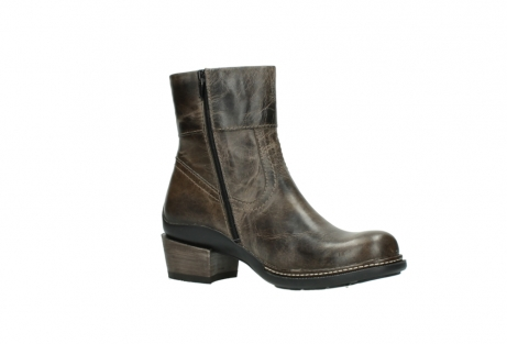 wolky ankle boots 00478 arriba 80150 taupe leather_15