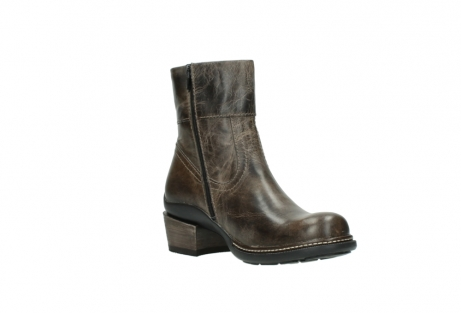 wolky ankle boots 00478 arriba 80150 taupe leather_16