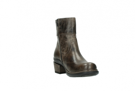 wolky ankle boots 00478 arriba 80150 taupe leather_17