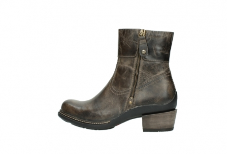 wolky ankle boots 00478 arriba 80150 taupe leather_2