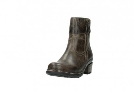 wolky ankle boots 00478 arriba 80150 taupe leather_21