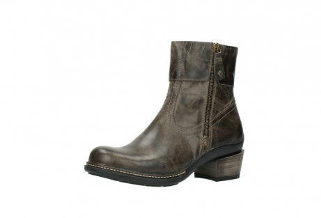 wolky ankle boots 00478 arriba 80150 taupe leather_23
