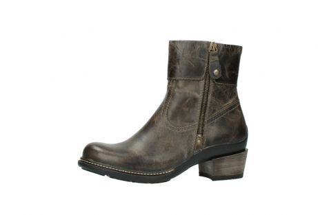 wolky ankle boots 00478 arriba 80150 taupe leather_24