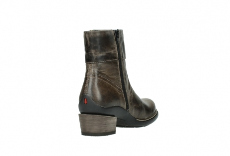 wolky ankle boots 00478 arriba 80150 taupe leather_9