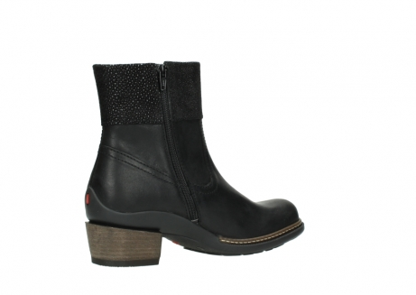 wolky ankle boots 00479 arriba cw 51002 black leather_11