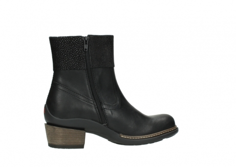 wolky ankle boots 00479 arriba cw 51002 black leather_12