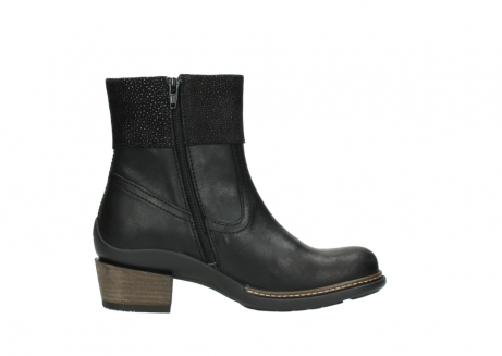 wolky ankle boots 00479 arriba cw 51002 black leather_13