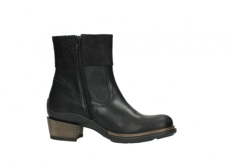 wolky ankle boots 00479 arriba cw 51002 black leather_14