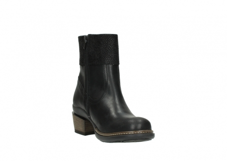 wolky ankle boots 00479 arriba cw 51002 black leather_17