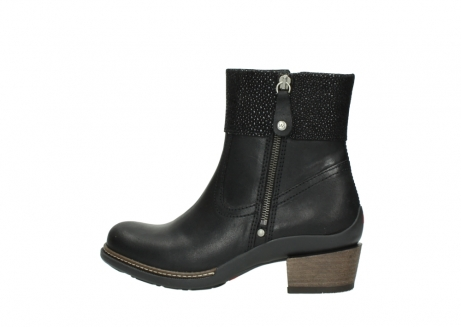 wolky ankle boots 00479 arriba cw 51002 black leather_2