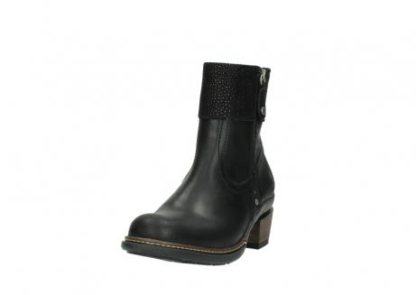 wolky ankle boots 00479 arriba cw 51002 black leather_21