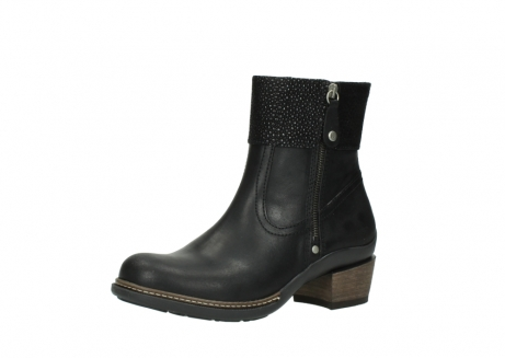 wolky ankle boots 00479 arriba cw 51002 black leather_23
