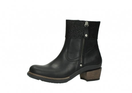 wolky ankle boots 00479 arriba cw 51002 black leather_24