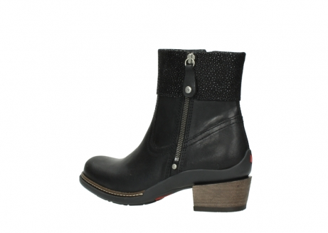 wolky ankle boots 00479 arriba cw 51002 black leather_3