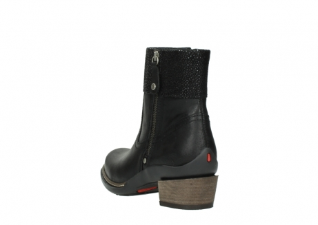 wolky ankle boots 00479 arriba cw 51002 black leather_5