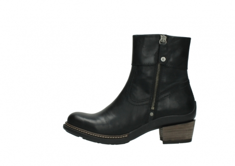 wolky ankle boots 00479 arriba cw 80000 black leather cold winter warm lining_1