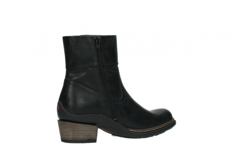 wolky ankle boots 00479 arriba cw 80000 black leather cold winter warm lining_11