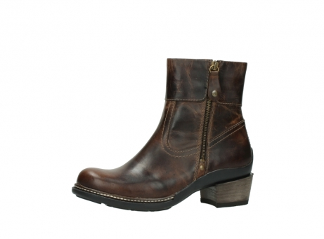 wolky ankle boots 00479 arriba cw 80430 cognac leather cold winter warm lining_24