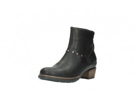 wolky ankle boots 00480 riva 50300 brown oiled leather_22