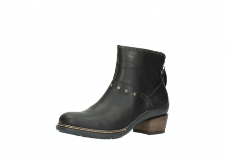 wolky ankle boots 00480 riva 50300 brown oiled leather_23