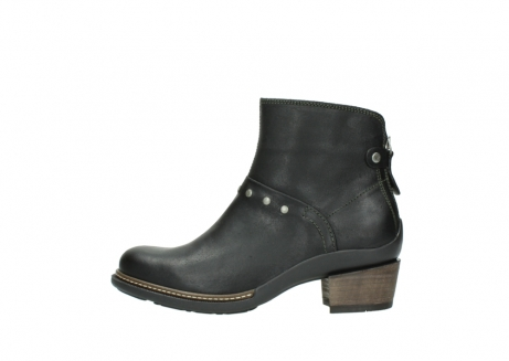 wolky ankle boots 00480 riva 50730 forest green oiled leather_1