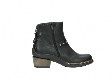wolky ankle boots 00480 riva 50730 forest green oiled leather_12