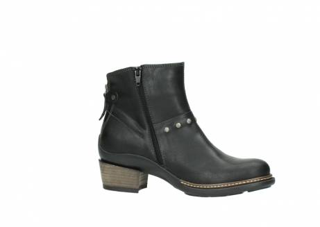 wolky ankle boots 00480 riva 50730 forest green oiled leather_14