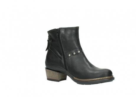wolky ankle boots 00480 riva 50730 forest green oiled leather_15