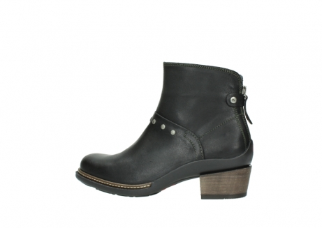 wolky ankle boots 00480 riva 50730 forest green oiled leather_2