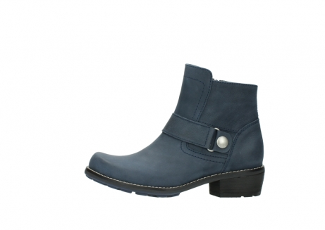 wolky ankle boots 00525 gila 10800 dark blue oiled nubuck_1