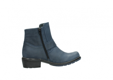 wolky ankle boots 00525 gila 10800 dark blue oiled nubuck_12