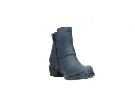 wolky ankle boots 00525 gila 10800 dark blue oiled nubuck_17
