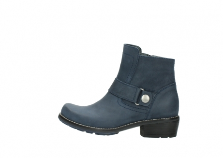 wolky ankle boots 00525 gila 10800 dark blue oiled nubuck_2