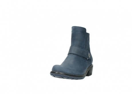 wolky ankle boots 00525 gila 10800 dark blue oiled nubuck_21