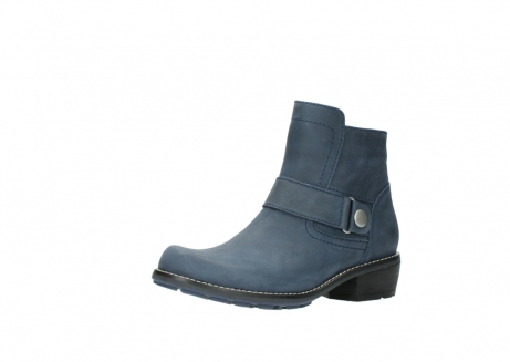 wolky ankle boots 00525 gila 10800 dark blue oiled nubuck_23