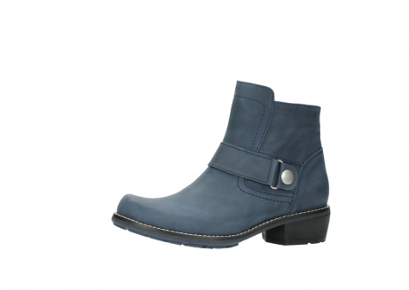 wolky ankle boots 00525 gila 10800 dark blue oiled nubuck_24