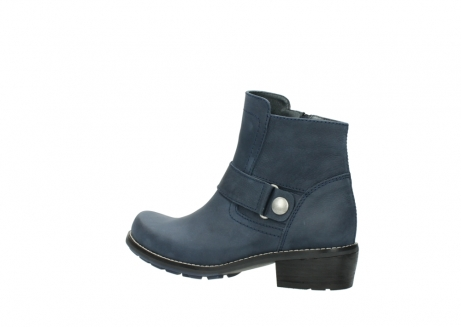 wolky ankle boots 00525 gila 10800 dark blue oiled nubuck_3