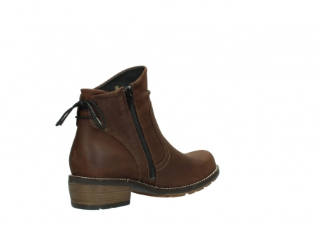wolky ankle boots 00529 yarra 11432 cognac oiled nubuck_10