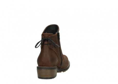wolky ankle boots 00529 yarra 11432 cognac oiled nubuck_8