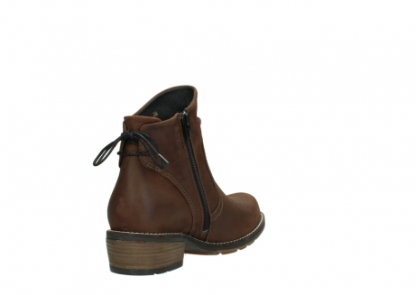 wolky ankle boots 00529 yarra 11432 cognac oiled nubuck_9