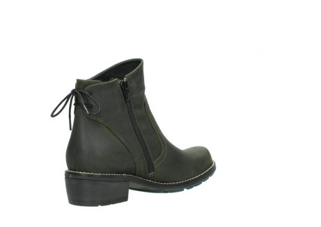 wolky ankle boots 00529 yarra 11732 forestgreen oiled nubuck_10