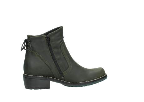 wolky ankle boots 00529 yarra 11732 forestgreen oiled nubuck_12